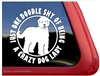 Goldendoodle Window Decal