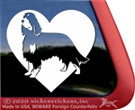 Gordon Setter Window Decal