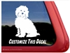 Cockapoo Window Decal