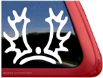 Trakehner Window Decal