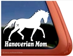 Hanoverian Window Decal