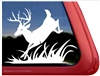 Deer Window Decal