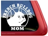 French Bulldog Window Decal