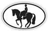 Euro Sidesaddle Bumper Sticker