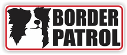 Border Patrol Bumper Sticker
