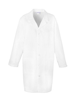 "Men's Cherokee 40"" Back Belt Lab Coat"