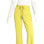 Ladies Barco Grey's Anatomy 5 Pocket Junior Fit Drawstring Pant