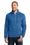 Men's Microfleece 1/2-Zip Pullover