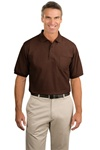 Men's Silk Touch Sport Shirt with Pocket