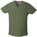 Men's Dickies EDS Signature V-Neck Top