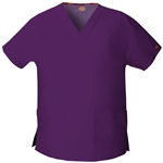 Ladies Dickies EDS Signature Missy Fit V-Neck Top