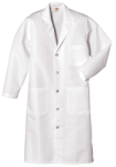 "Unisex CornerStone 41.5"" Length Lab Coat"
