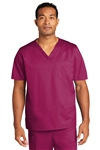 Unisex CornerStone- Reversible V-Neck Scrub Top