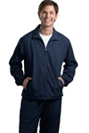 Men's Sport-Tek - Full-Zip Wind Jacket