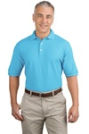 Men's 100% Pima Cotton Pique Sport Shirt
