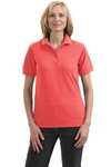 Ladies Silk Touch Sport Shirt (Short Sleeve)