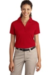 "Ladies Silk Touchâ""¢ Interlock Sport Shirt"