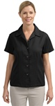 Ladies Camp Shirt Easy Care