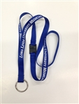 Silk Screened Logo Lanyard