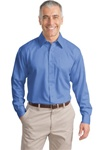 Men's Non-Iron Twill Shirt (Long Sleeve)