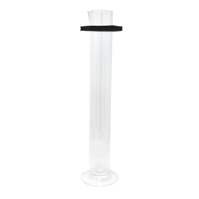 Glass Hydrometer Jar