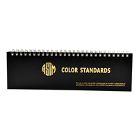 ASTM Color Rating Booklet