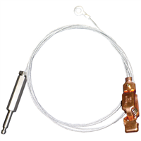 Grounding Plug/Clip Cable Assembly