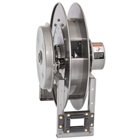 Used Spring Rewind Cable Reel