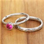 LifeMates Stacking Ring Set
