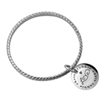 LifeNames Love Bangle Bracelet