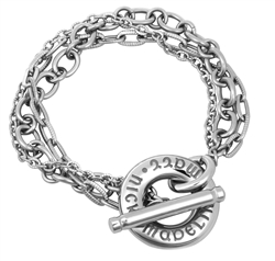 LifeNames Toggle Bracelet
