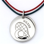 MyMVP Tennis Necklace