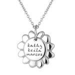 LifeNames Sunflower Necklace