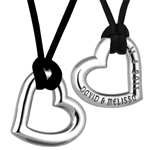 LifeMates OpenHeart Necklace