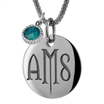 MyMonogram Twilight Pendant