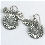 Basia's Fields of Sunflowers Earrings