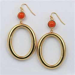 C.C. Jones's Palm Beach Earrings