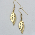Giselle's Breezy Eucalyptus Earrings