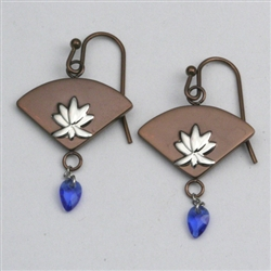 Naomi's Namaste Earrings