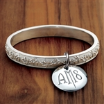 Olive Branch Vesta Bangle - Twilight