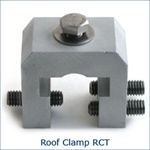 Metal Roof Clamp For Attaching Equipment In Metal Roof Systems
