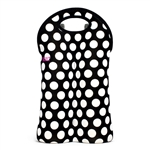 Big Dot 2-Bottle Tote