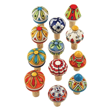 Assorted Ceramic Stoppers