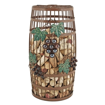 Grapevine: Barrel Cork Holder