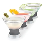"Martini FREEZEâ""¢ Cooling Cups (set of 2)"