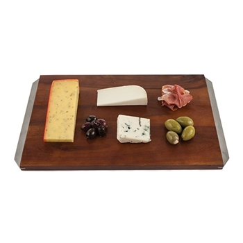 "Admiralâ""¢ Acacia Wood Cheese Board"