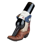 Lone Star Boot Bottle Holder