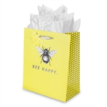 Marketplace: Bee Happy Medium Gift Bag