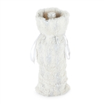Faux Fur 750ml Bottle Sack