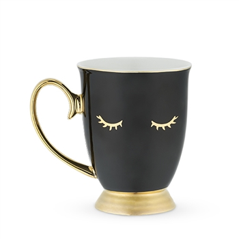 "Hollyâ""¢ Black Lash Mug"